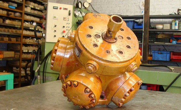 moteur hydraulique pleiger