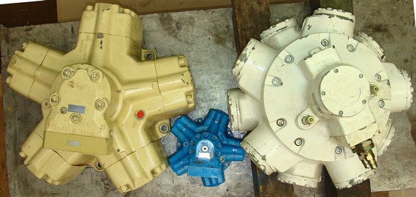 moteur hydraulique calzoni