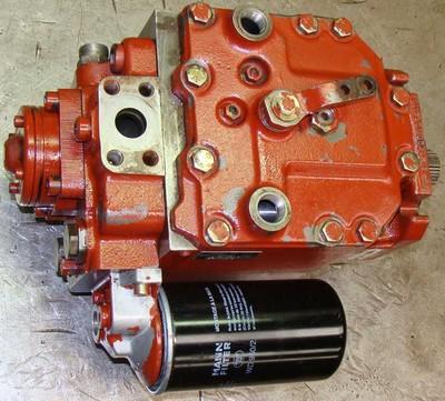 reparation pompe hydraulique linde bpv