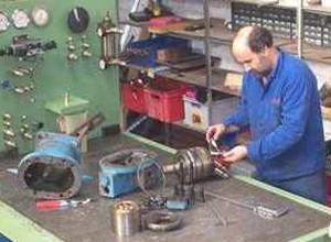 pompe Bosch Rexroth Hydromatik Brueninghaus