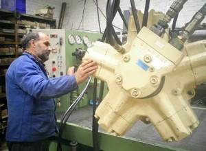moteur hydraulique Calzoni Parker