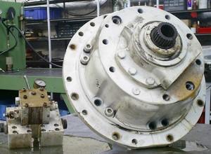 moteur hydraulique Poclain